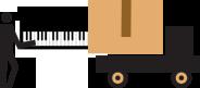 Pianotransport